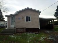 Mobile home for sale - priced to sell!!