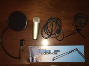 Mic and accessories
