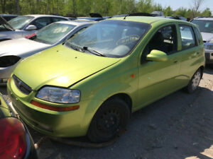 2004 SUZUKI Swift ** FOR PARTS ** INSIDE & OUTSIDE **