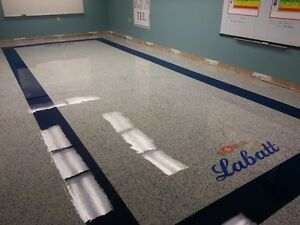 Epoxy and Performance Floor Coating Design and Installation London Ontario image 3