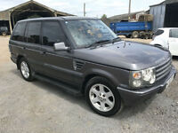 2001 Land Rover Range Rover P38 2.5DT Auto County