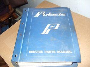 1973-1978 POLARIS SERVICE MANUALS