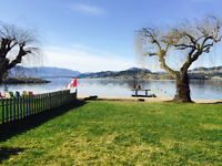 Downtown Waterfront Room For Rent Kelowna Beachhouse