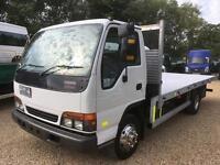 Isuzu Truck NPR - FLATBED 6.2 Ton
