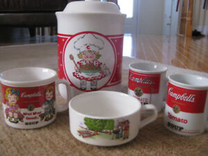 Campbell's Soup Collectibles