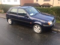 Ford Fiesta 2002 only 57000miles