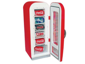 Coca-Cola 18L Fridge