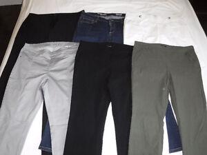 5 paires de pantalons