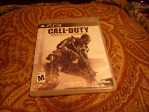 For Sale - PS3  GAME - Call of Duty - Advanced Warfare