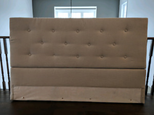 Ikea king size headboard