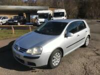 Volkswagen Golf SE TDi 5dr DIESEL MANUAL 2005/05