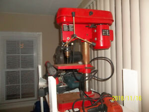 Drill press, Power Max Mod # 04-048