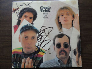 CHEAP TRICK RECORD COLLECTION