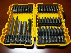 Accessoires De Walt pour drille & tournevis à percussion NEUFS