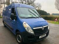 Vauxhall Movano 15reg 129k miles mot jan 22 one council owner from new