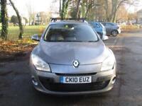Renault Megane 1.9TD Dynamique Tom Tom Estate Tourer**NEW CLUTCH & DMF**