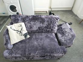 Purple, Sofa Bed