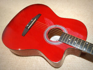 Acoustic Electric guitar - $125