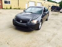 2005 Nissan Altima 2.5 S only $4500