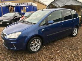 2008 FORD C MAX 1.8TDCi Zetec 5dr FULL MOT AND SERVICE