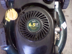6.5 hp lawnmower hardly used