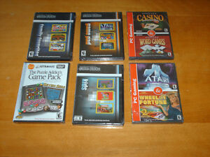 PC and Palm OS Games - New