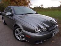 2009 Jaguar X Type 2.2d SE 2009 4dr Auto DPF Full Jag SH! Heated Seats! 4 do...