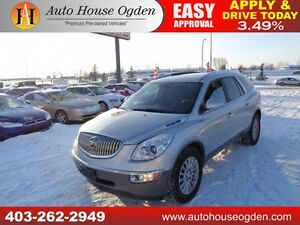 2010 Buick Enclave CXL AWD  Leather BCam Heated Seats 90DaysNoPm
