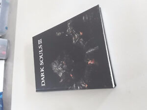 Dark Souls 3 hardcover strategy guide