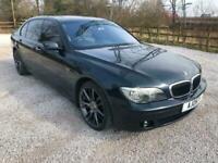 2006 56 BMW 760 LI 6.0 AUTO 4DR SALOON GOOD HISTORY LONG MOT 109/21 STUNNING