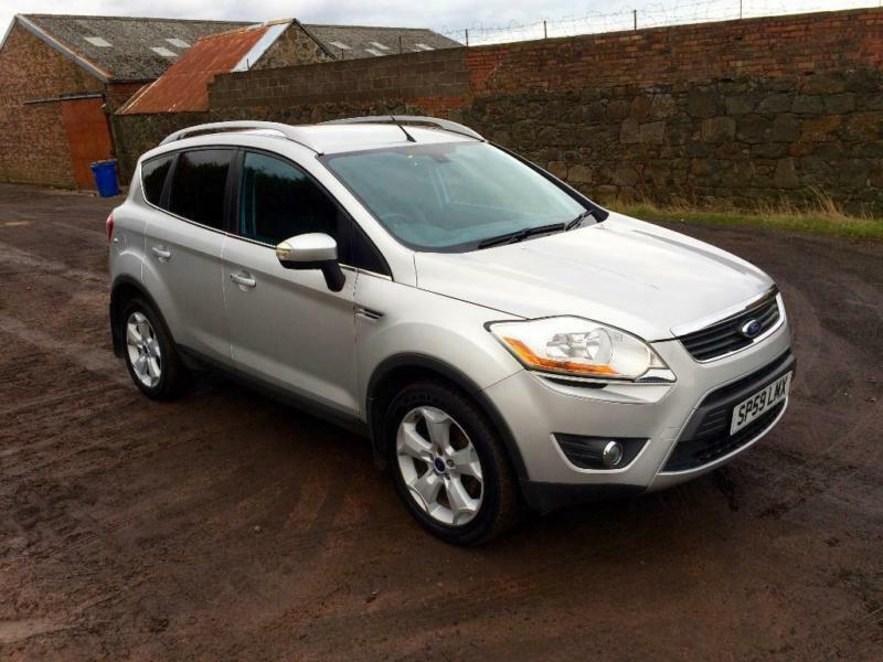 2010 ford kuga 2 0 tdci titanium 4x4 5dr in lochgelly. Black Bedroom Furniture Sets. Home Design Ideas