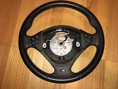 1997-2001 BMW E39 525i 528i 530i 540i M5 E38 740i 750il M Technic Steering Wheel