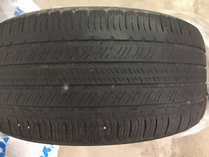 SET OF 4 SUMMER TIRES 265/60R19 MICHELIN. VERY CHEAP