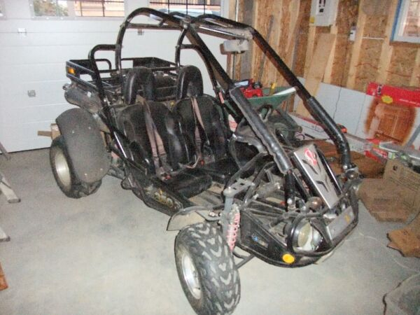 Used 2008 Other Hammerhead Twister