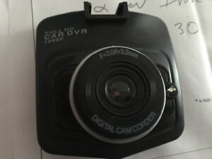 Car DVR dash cam recorder $30 OBO