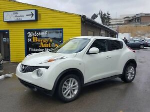 2012 Nissan JUKE S AWD  - Leather Seas -  Bluetooth -  Sunroof