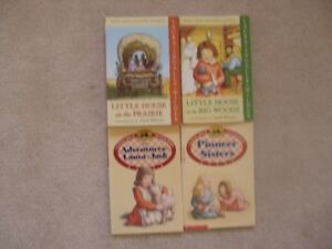 Little House On The Prairie Chapter Books For Sale