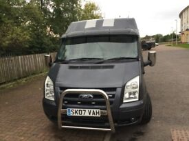 Ford Transit High top 2.2 diesel 2007. Multi function vehicle