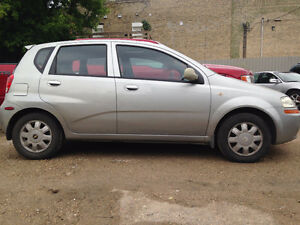 2005 Pontiac Wave , Sunroof, Saftied only $2300 No Tax!!