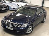 2011 Mercedes-Benz E Class 2.1 E250 CDI BlueEFFICIENCY Avantgarde Edition