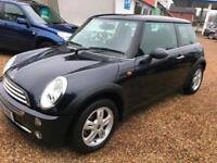 2005 Mini 1.6 One Full Mot 01/2019 7 Service stamps miles 96k Free Delivery