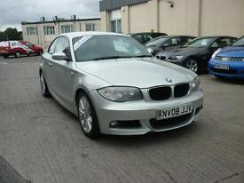 2008 BMW 123 2.0TD 204Bhp d M Sport Rare Car Finance Available