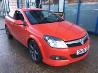 Vauxhall Astra 1.9CDTi 16v 150ps Exterior pk Sport Hatch SRi 3 door -2006 56-reg