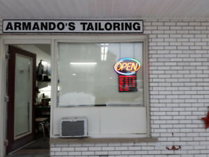 Local Tailoring business for sale