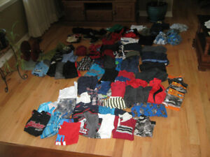 Boy clothes 6yrs old, good clean condition nonsmoking and no p