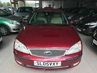 2005 Ford Mondeo 3.0 200 Ghia X - 3 Keepers - Mot:05/2018