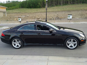 2009 Mercedes CLS-550 AMG - Negotiable on Test Drive