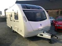 2014 (14) Swift Ace VICEROY 4 Berth Touring Caravan