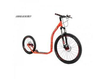 Crussis Step - Cross 6.1 26/20 HD oranje