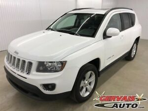 Jeep Compass High Altitude 4X4 Cuir Toit Ouvrant MAGS 2016